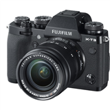 کیت دوربین بدون آینه فوجی فیلم FUJIFILM X-T3 Mirrorless Digital Camera with 18-55mm Lens (Black)